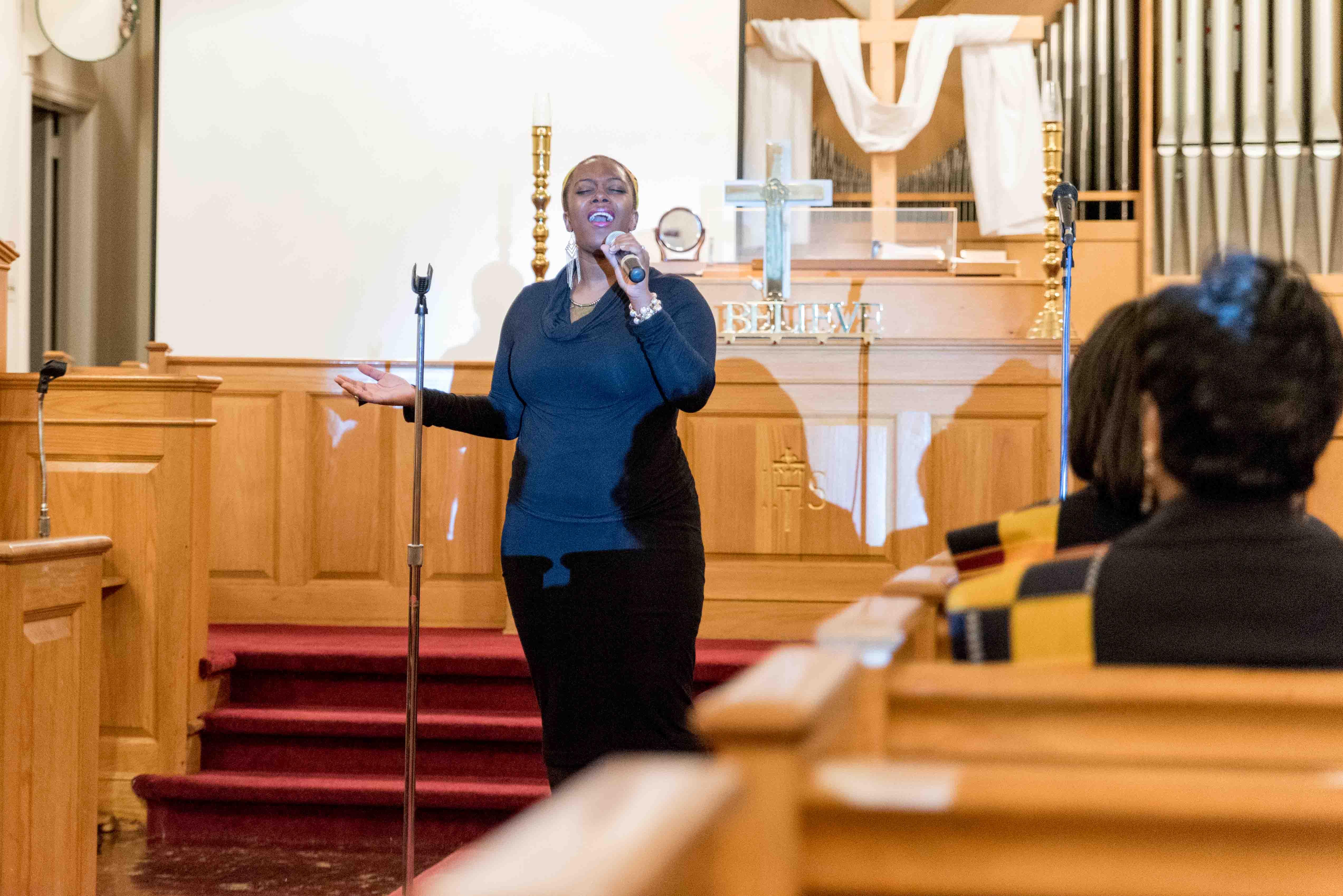 2016 Gospel Concert - Teaneck Presbyterian Church